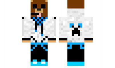 Minecraft skin el rubius minecraft skins pinterest