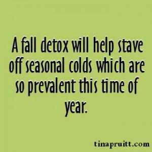 Fall Detox | Detox | Pinterest