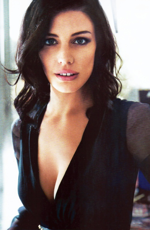 jessica pare- from Mad Men