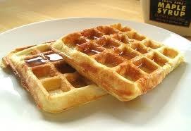 Healthy Spelt Waffles for Type Os | Breakfast...., or Not | Pinterest