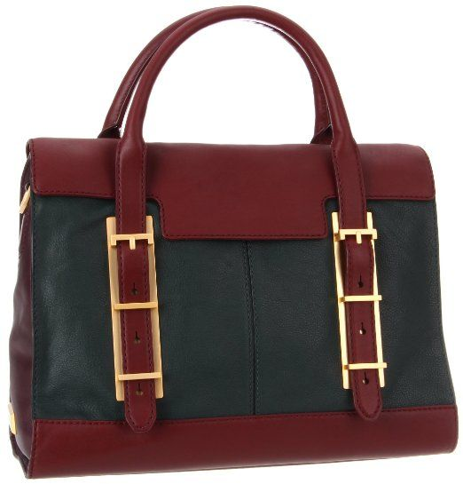 great fall work handbag! On sale
