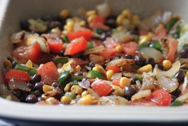 Mexican Spaghetti Squash Casserole | Recipes | Pinterest