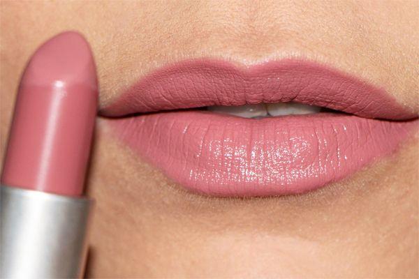 Cute and Mundane MAC Pure Zen lipstick review  swatches