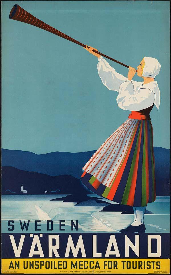 Swedish posters