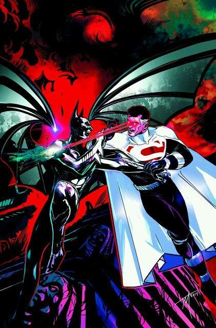 batman beyondBatman Beyond Vs Ironman