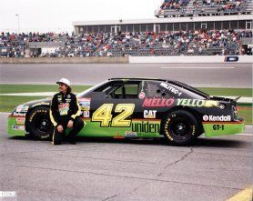 kyle petty 1992 Mello Yello Paint Scheme