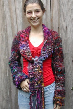 CROCHET PATTERNS FOR SHAWLS WITH POCKETS - Crochet Club
