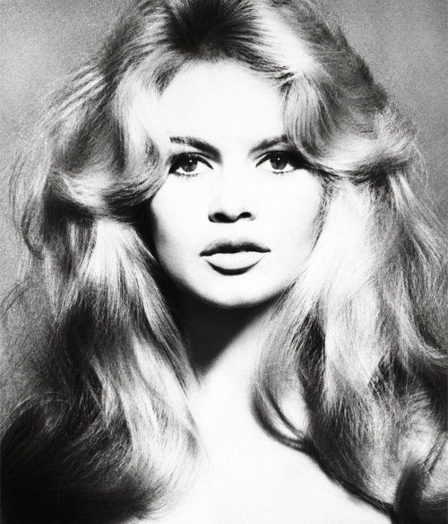 Brigitte Bardot by Richard Avedon (1959)