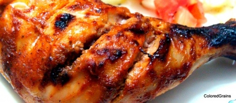 Grilled Chicken, anyone?