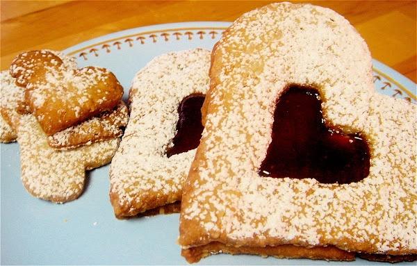 Valentine's Day Linzer Cookies | alexandra's kitchen