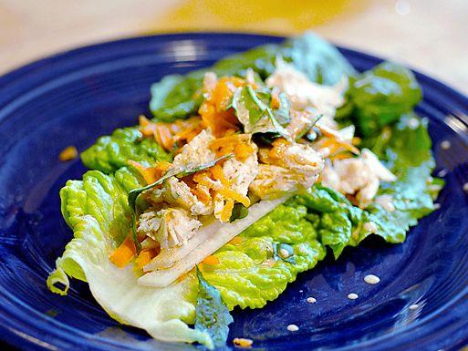 Thai Chicken Wraps | Tasty Kitchen: A Happy Recipe Community!