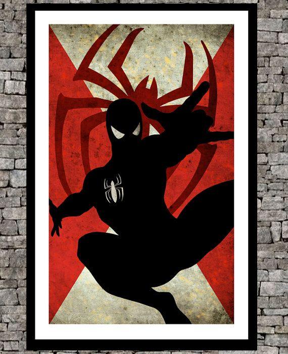 Pin by dan muller on nerd pinterest - Poster super heros ...