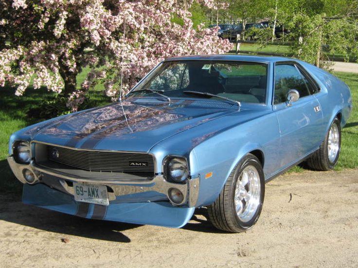 American Motors Amx American Muscle Cars For Women