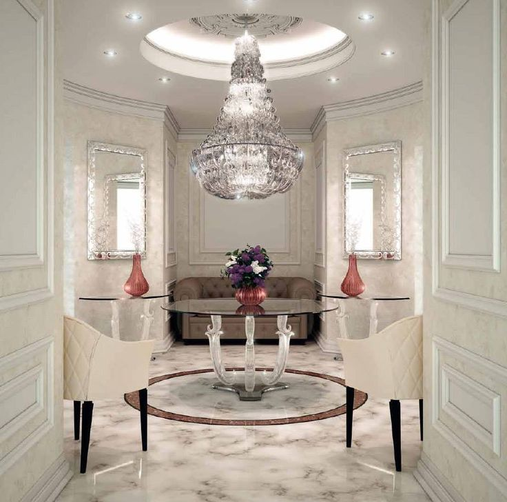 Elegant Foyer Chandeliers : Elegant foyer