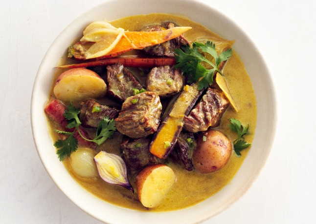 soups and stews slideshow the mushroom soup with hazelnut gremolata is ...