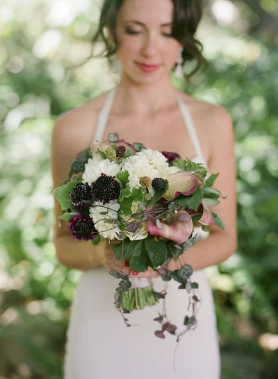 blackberry bouquet