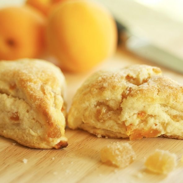 White Chocolate Apricot Walnut Scones. One of my favorite recipes I ...