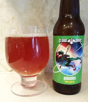 Clown Shoes Galactica India Pale Ale