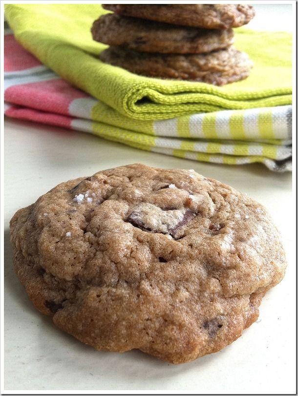 Malted Kit Kat Cookies | COOKIES | Pinterest