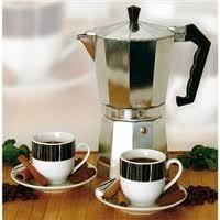 Café italiano.