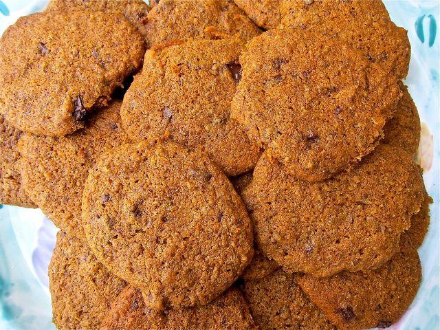 Chocolate Ginger Snap Cookies by MeghanTelpner
