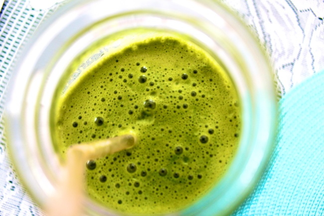 green juice to keep you hot and FEISTY. #eatcleansweatdirty