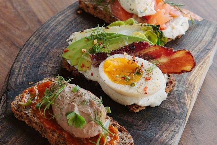 new menu items at Tartine | Tastebuds | Pinterest