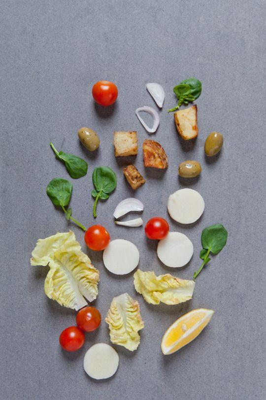 Hearts of Palm, Corn, Tomatoes & Watercress Salad | Recipe