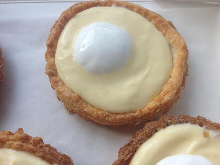 Meyer lemon cream pie | Baking | Pinterest