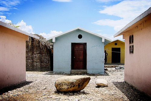 Houses in Haiti | www.fmsc.org | Beautiful Places | Pinterest: pinterest.com/pin/394839092303260580