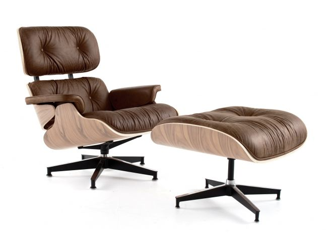 Eames Lounge Chair Reproduction For the Home