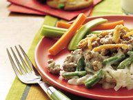 Slow Cooker Beef Stroganoff Recipe from Betty Crocker