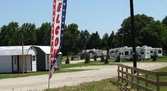 Canton (TX) United States  City new picture : Wagon Train RV Park at Canton, Texas, United States
