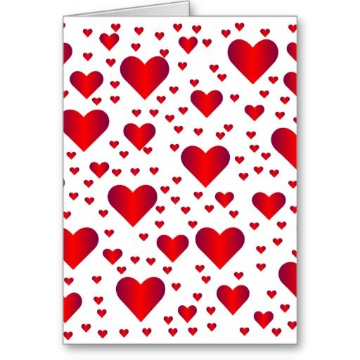 valentine cards with red roses