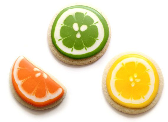 Orange Slices With Basil Lime Sugar Recipe — Dishmaps