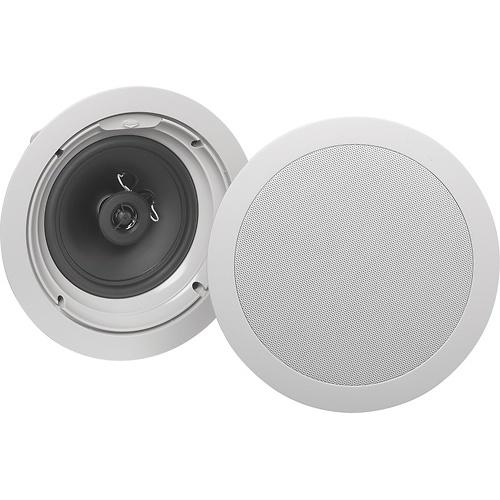 klipsch 6 1 2 architectural in ceiling speaker each