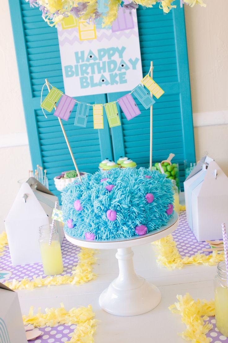 Как украсить комнату на день рождения ребенка 85