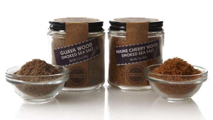 Salt Traders Smoked Sea Salt (2-Pack) from Georgia Pellegrini on ...