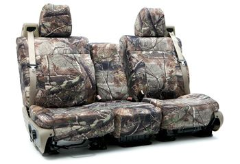 Coverking RealTree Camo Seat Covers | The redneck side of me | Pinter