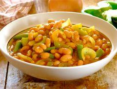 Curried Bean Salad | Sishebo Mobile | F U E L | Pinterest