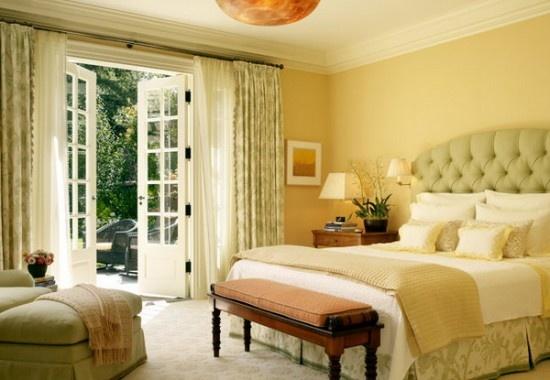 yellow bedroom color paint scheme paint pinterest