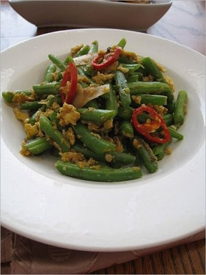 Green Beans with Egg | Good Eats! | Pinterest