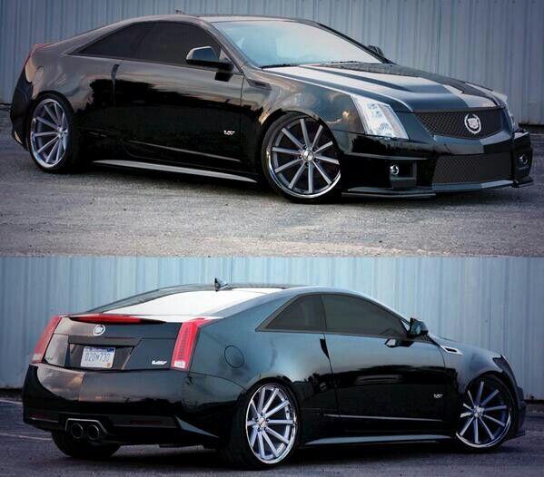 Twin Turbo Kit Cts V: Custom Cadillac CTS-V~