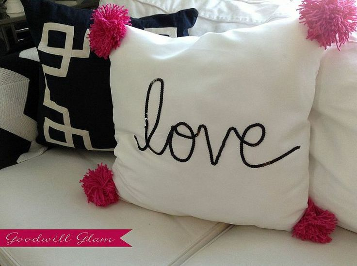 cheap valentine pillows