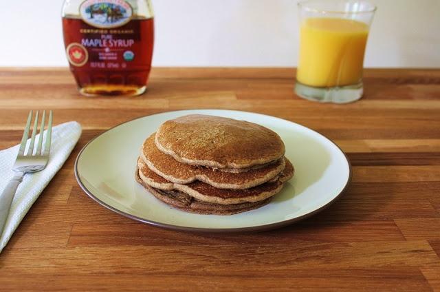 Easy Weekend Pancakes (V/GF). | Amazing Food Recipes | Pinterest