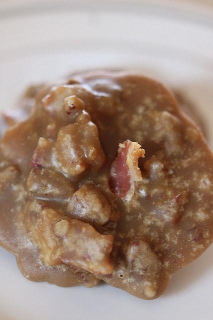 Bacon Pralines | Sweetness | Pinterest