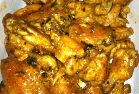 Simple (and Paleo) Buffalo Wings | Foodstuffs | Pinterest