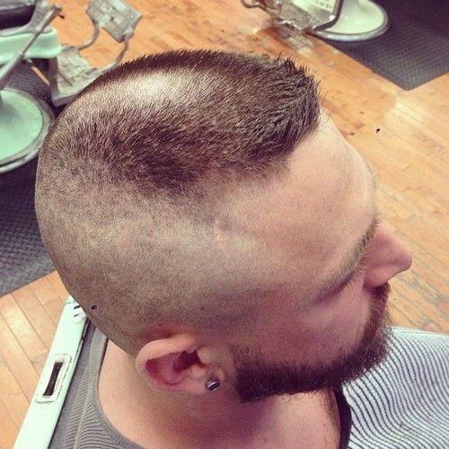 Horseshoe Flattop Haircut | hairstylegalleries.com