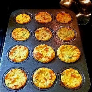 Jalapeño cheddar corn bread biscuits | Jeffrey's | Pinterest