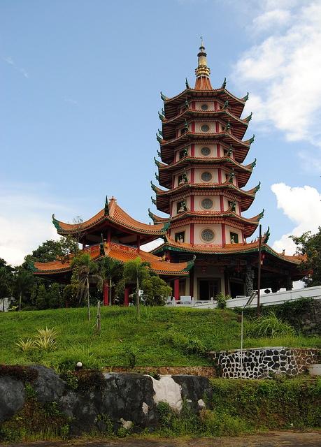 Watu Gong, Semarang, Indonesia.